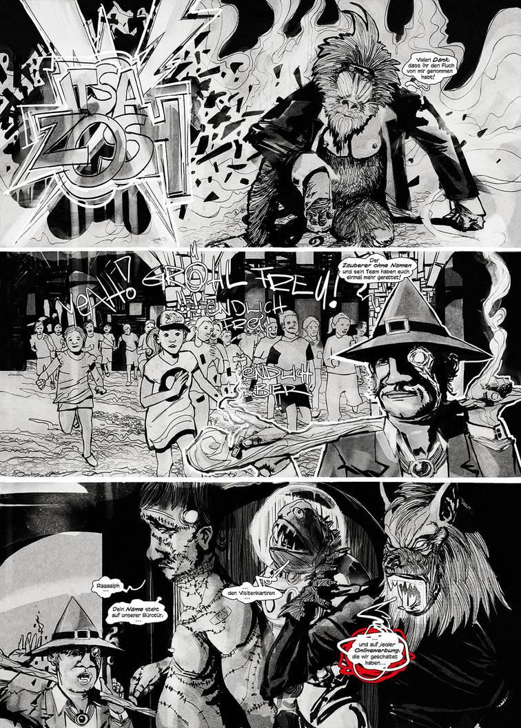 Itsa Zosch : Helldraweencomic Seite 2 by PSNaddw