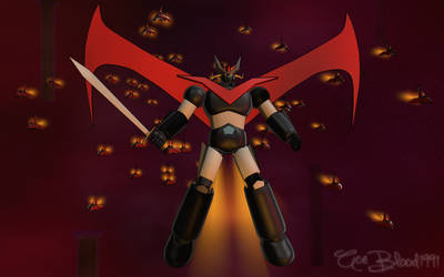 Shin Great Mazinger Fan Art 3 by AceBlood1991