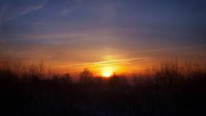 Dawn in Russia by Belolis