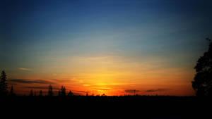 Fabulous sunset by Belolis