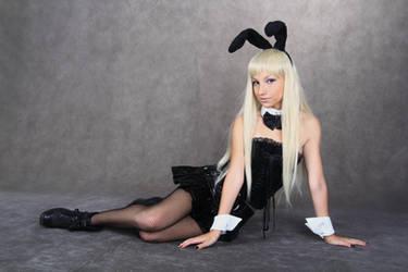 Playboy Bunny by elara-dark