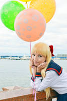 Minako Aino by elara-dark