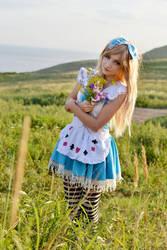 Alice in Wonderland by elara-dark