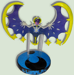 LUNALA HandMade Figure by TheLittlelight