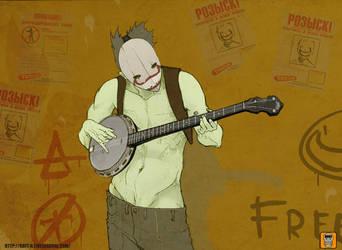 banjo by soft-h
