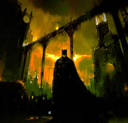 batman by soft-h