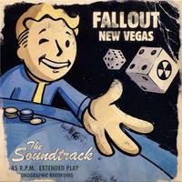 Fallout New Vegas Soundtrack by PrincessCakeNikki
