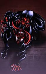 COMMISSION: Ult. Spider-Man (COLORS) by ArtOfTDJ