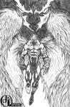 Divine Spawn by ArtOfTDJ
