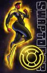 Lady Sinestro by ArtOfTDJ