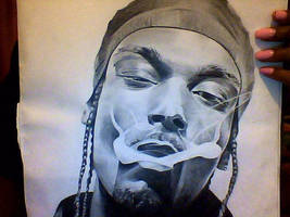 Snoop Dogg by clvire