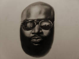 Rick Ross by clvire