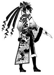 Bandit Queen Eun Hee FINAL by wrixel