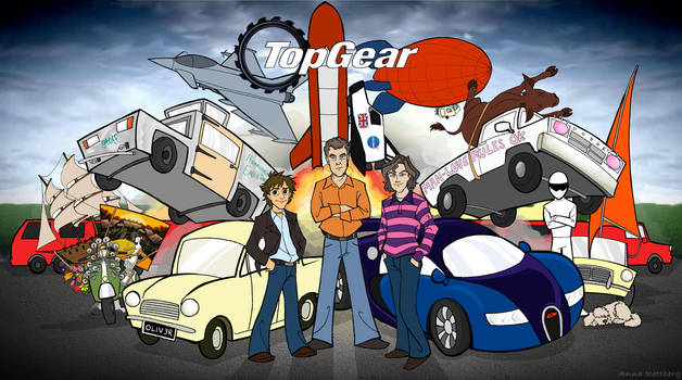 Top Gear by aerettberg