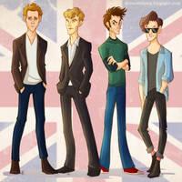 Life Ruining British Actors by aerettberg