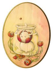 My Bunny Poppy by siowowo