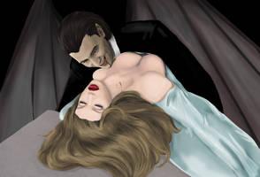 Vampire by ShiryuLover