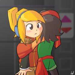 Hug by holmani154