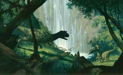 Dinosaur by chvacher