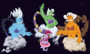Djinn Pokemon by Weirda-s-M-art