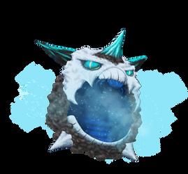 Mega Glalie by Weirda-s-M-art
