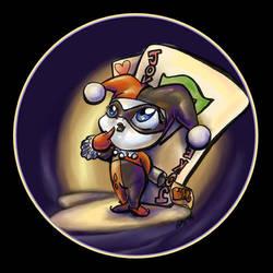 Harley Quinn Cutie by GoblinQueeen