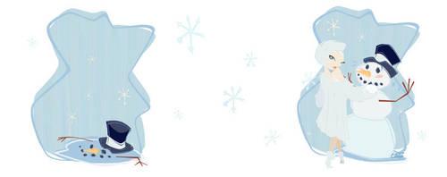 Let it Snow Mug by GoblinQueeen