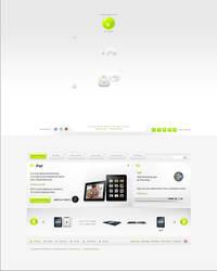 Apple iPad by riyaz7cp