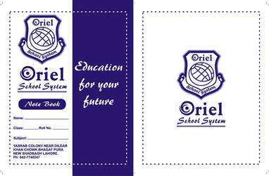 Oriel School System Note Book by cmzaib