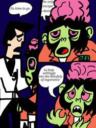 Powerpuff girls comic by MissSerbianJelena