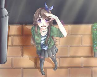 I Found You! by barubi-chan