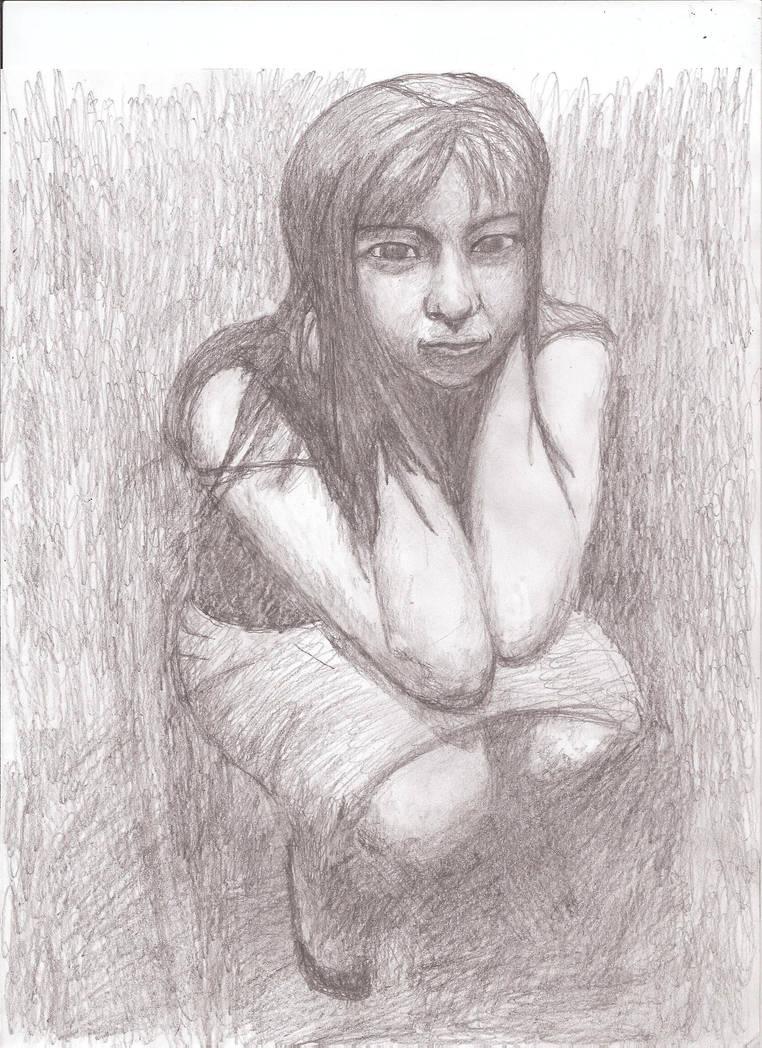 Burakumin girl :flawed by Rtistry