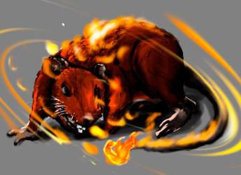 Fire R.O.U.S by Rtistry