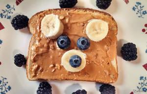 Bear Toast by EveVictus