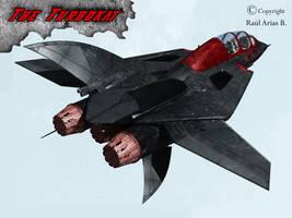 TurboKat Rear View by Xanatos4