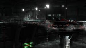 Swat Kats Hangar Render 8 by Xanatos4