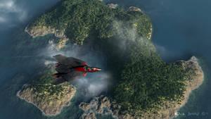 SK Island Recon by Xanatos4
