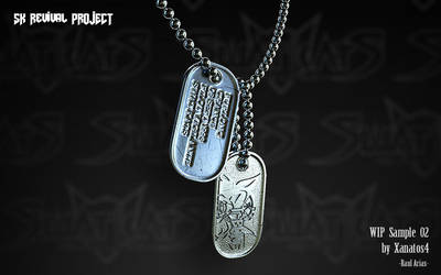 SK Revival Project: TBone Dogtags by Xanatos4