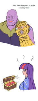 But this does put a smile on my face by franschesco