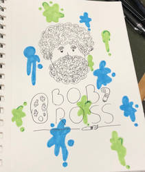 Bob Ross by Creativa-Artly01