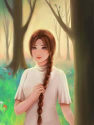 Hazel by mairren