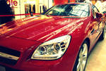 Mercedes-Benz SLK Roasdster by Marianna9