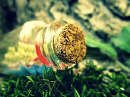 Little bottle by Marianna9
