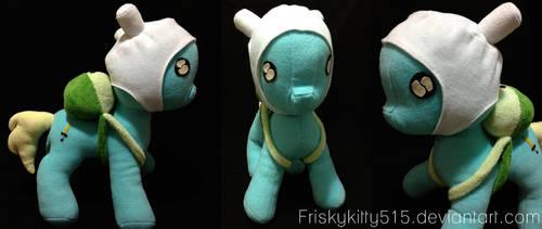 Finn Pony! by friskykitty515
