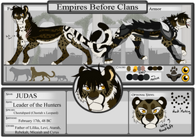 EBC: Judas - Leader of the Hunters by Firewolf-Anime