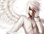 White Angel by ramy