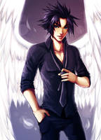 Casual Angel by ramy