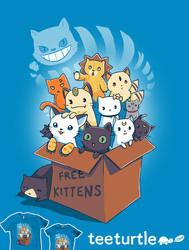 Free Kittens by ramy