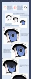 Anime Eyes: Tutorial :D by ramy