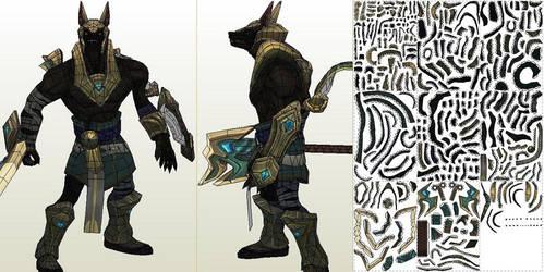 Nasus - template by portaldragon